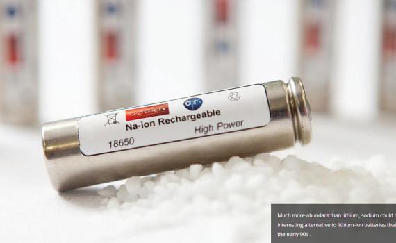 18650规格的钠离子电池LED应急电源